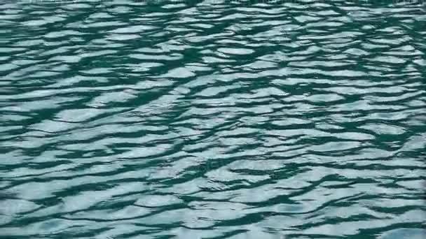 A gyors, futó hullámok háttér. Varrat nélküli hurok