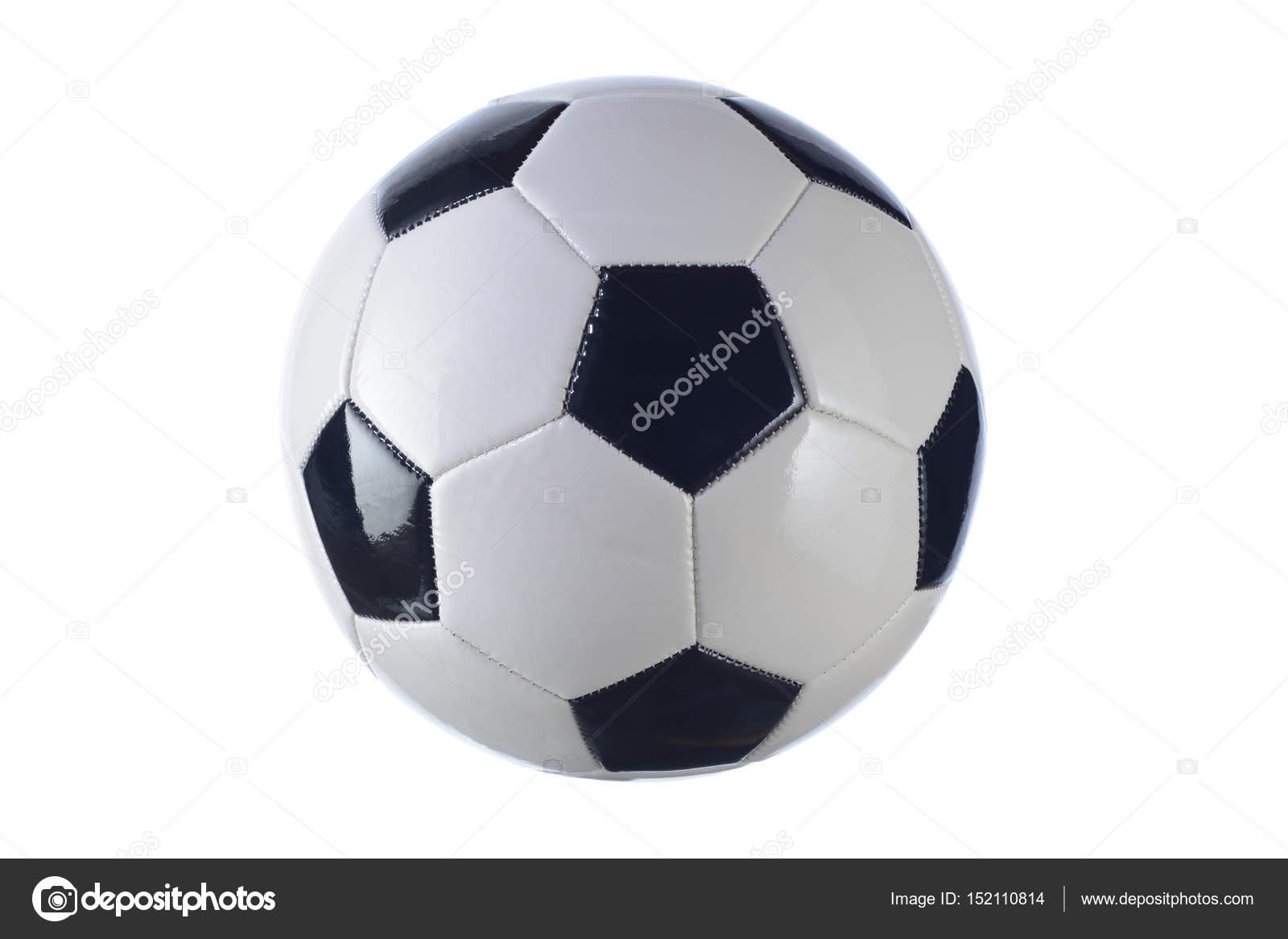 Fußball, Farben schwarz und weiß — Stockfoto © Imstock #152110814