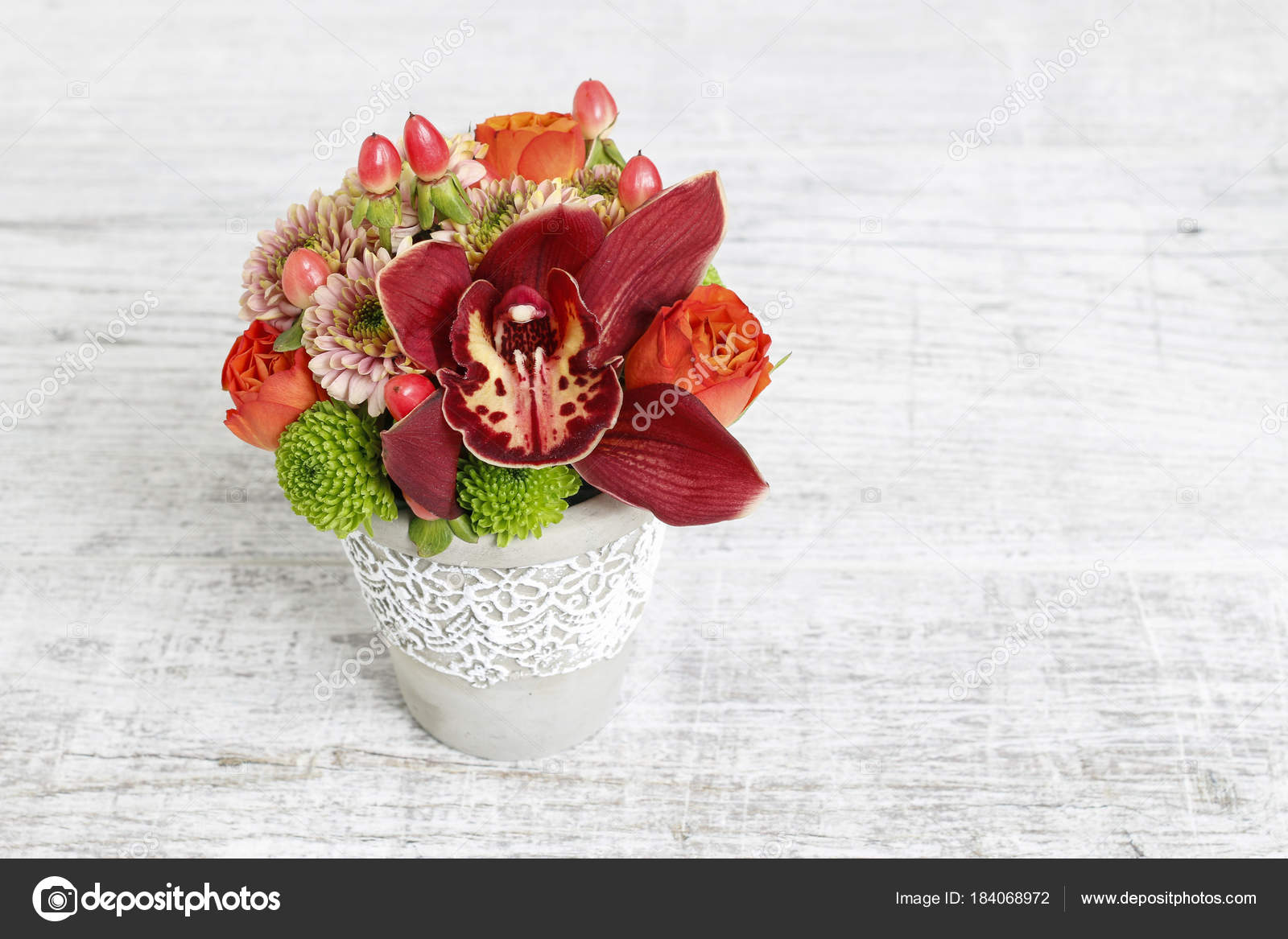 How To Make Floral Arrangement For Grandparents Day Tutorial