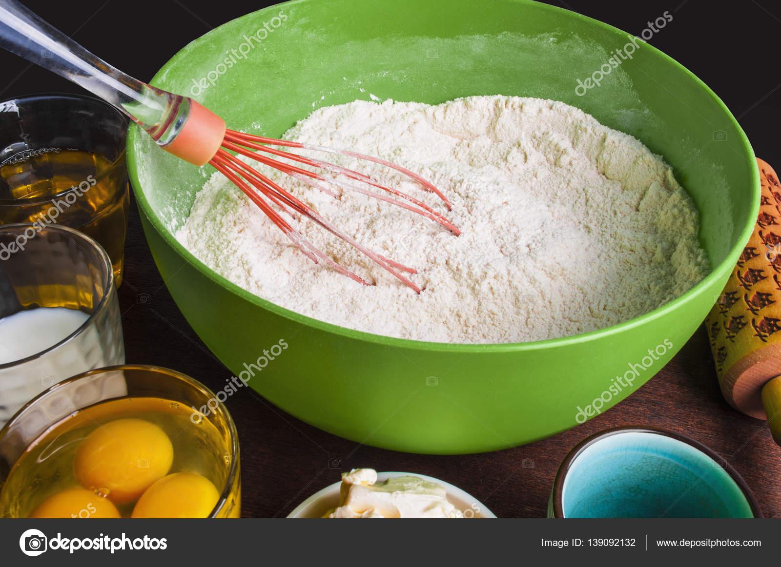 cakemeel ingredienten