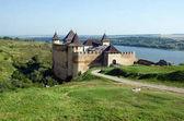 Vecchia Fortezza della regione Hotyn Chernivtsi Ucraina