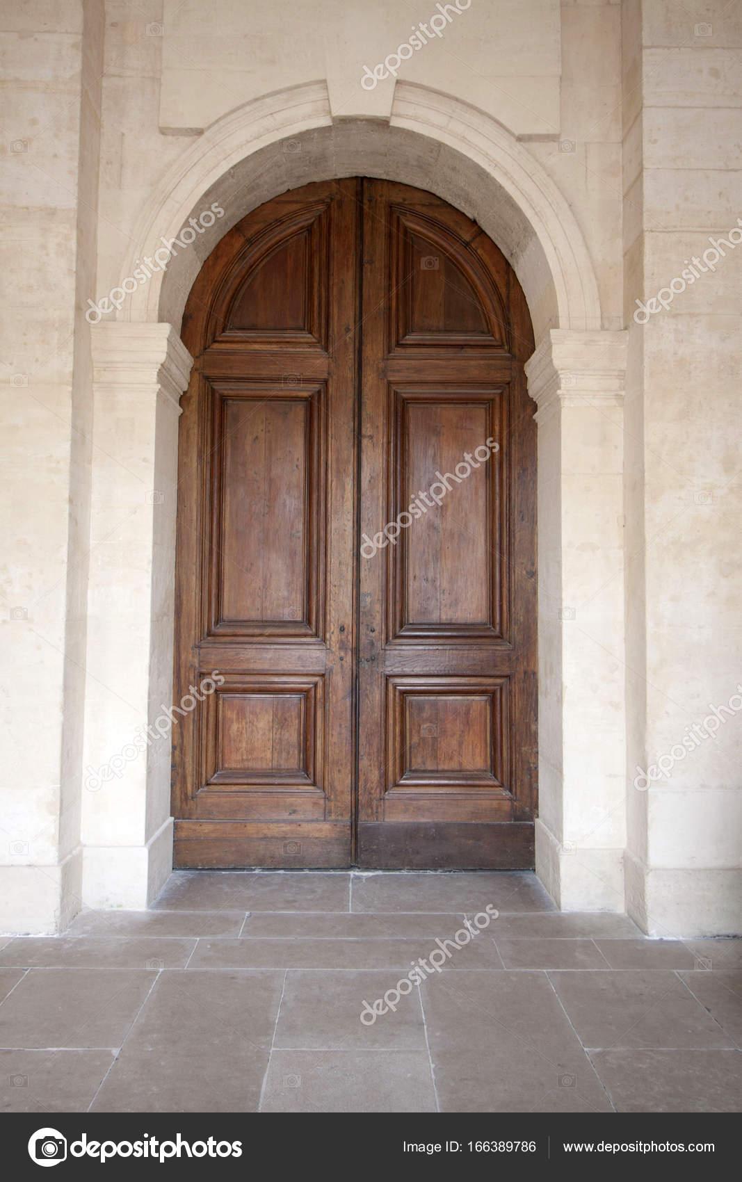Fotos Puertas De Madera Principales Puerta Madera Antigua Iglesia