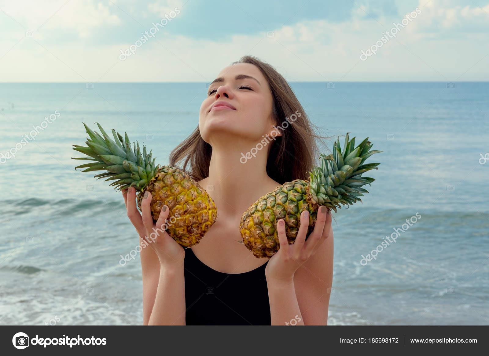 Сексуальность женщины по фруктам