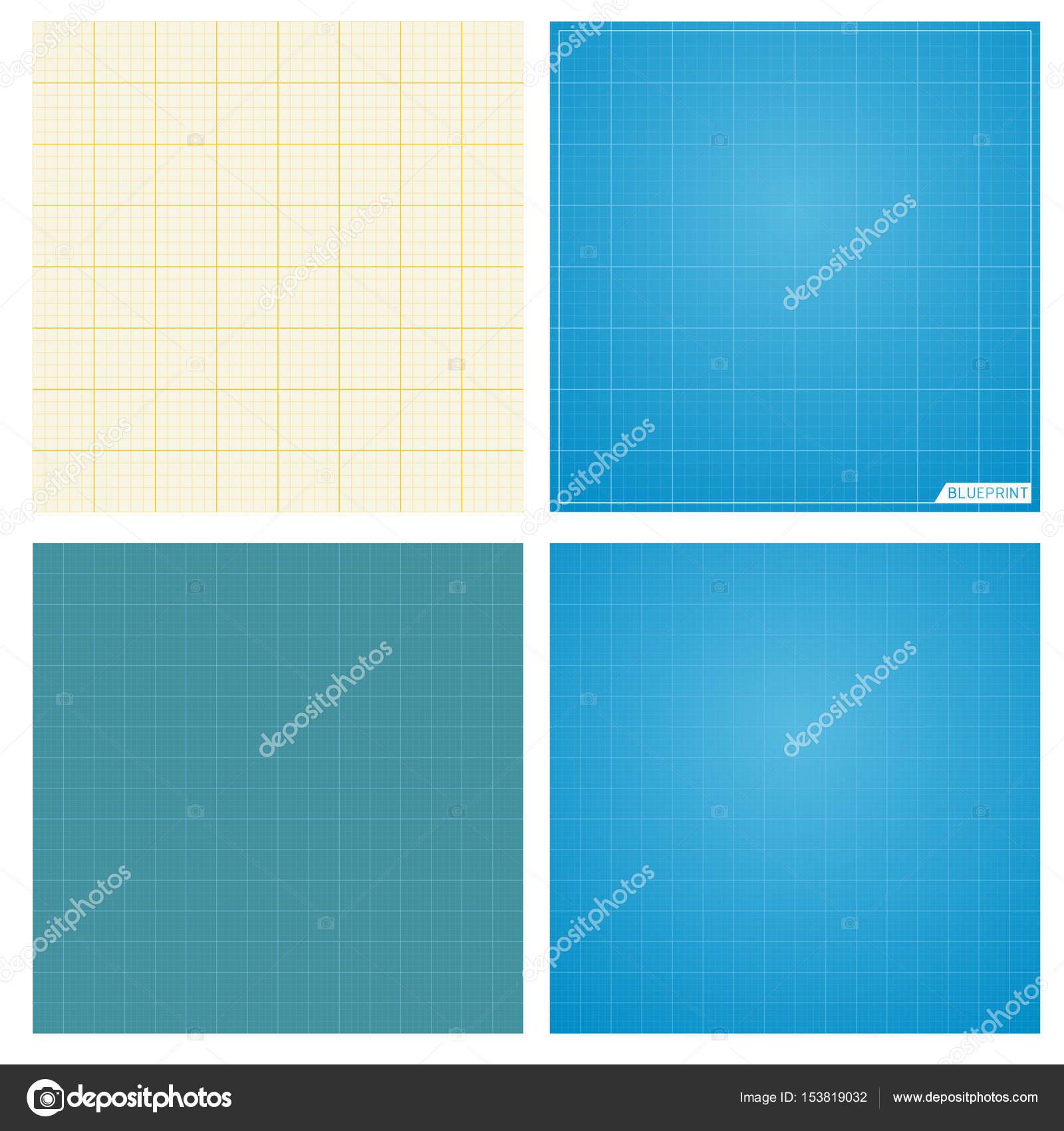Set of seamless blueprint background stock vector fontgraf set of seamless blueprint background stock vector malvernweather Choice Image