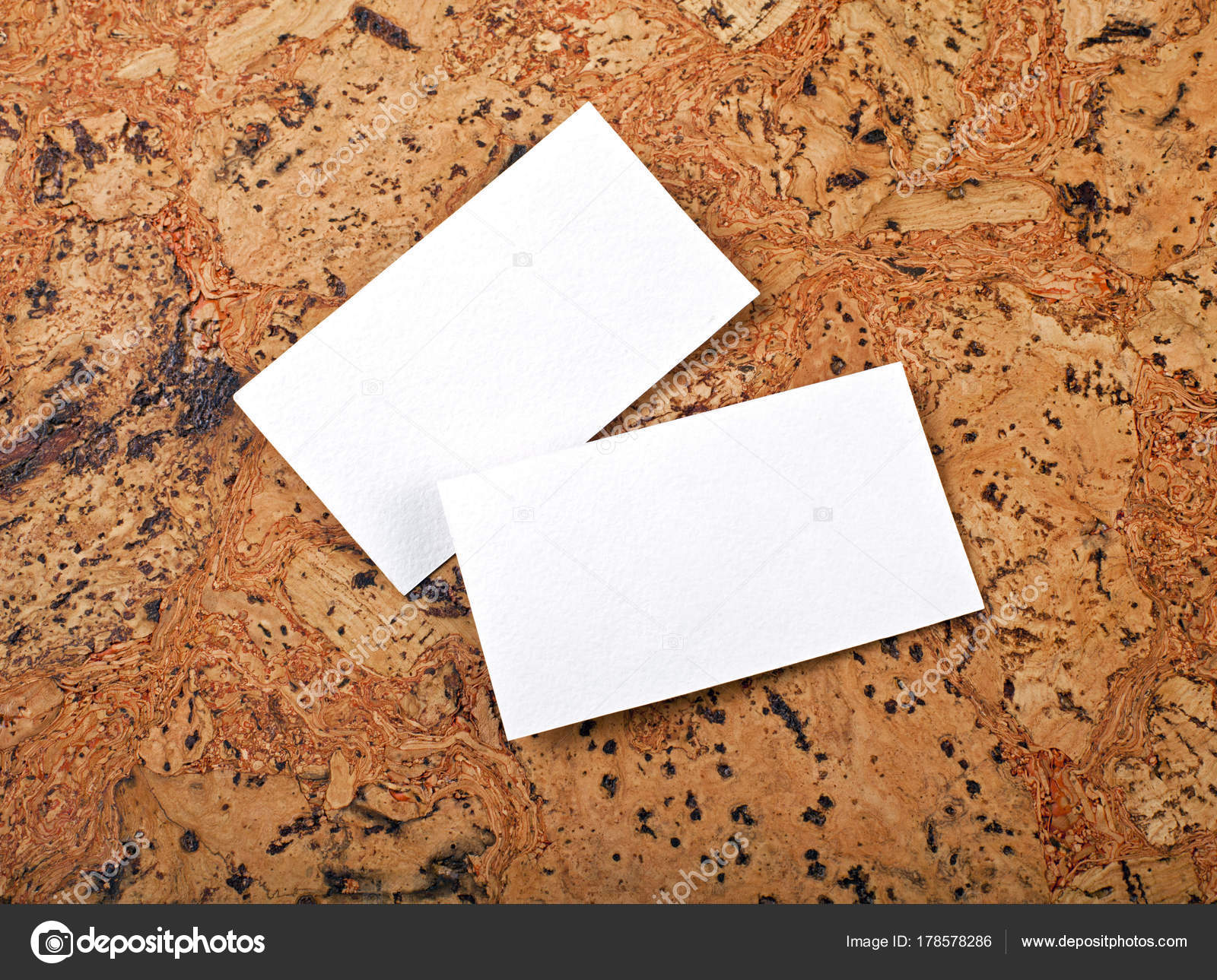 Mockup of white business cards at a cork background stock photo mockup of white business cards at a cork background stock photo colourmoves