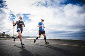 Men doing the full Marathon