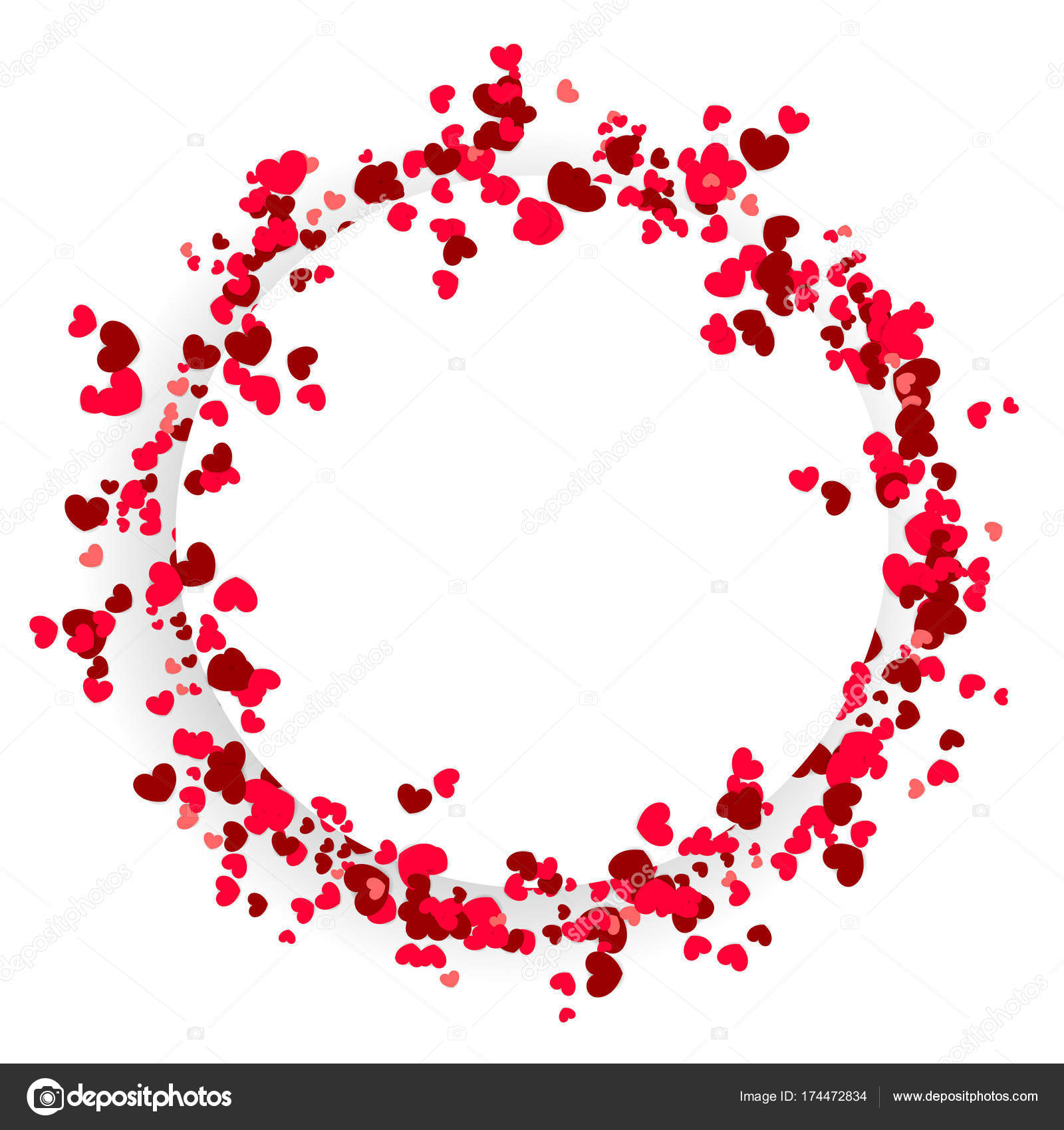 Valentine day cute background stock vector helensh 174472834 valentine day cute background stock vector voltagebd Image collections