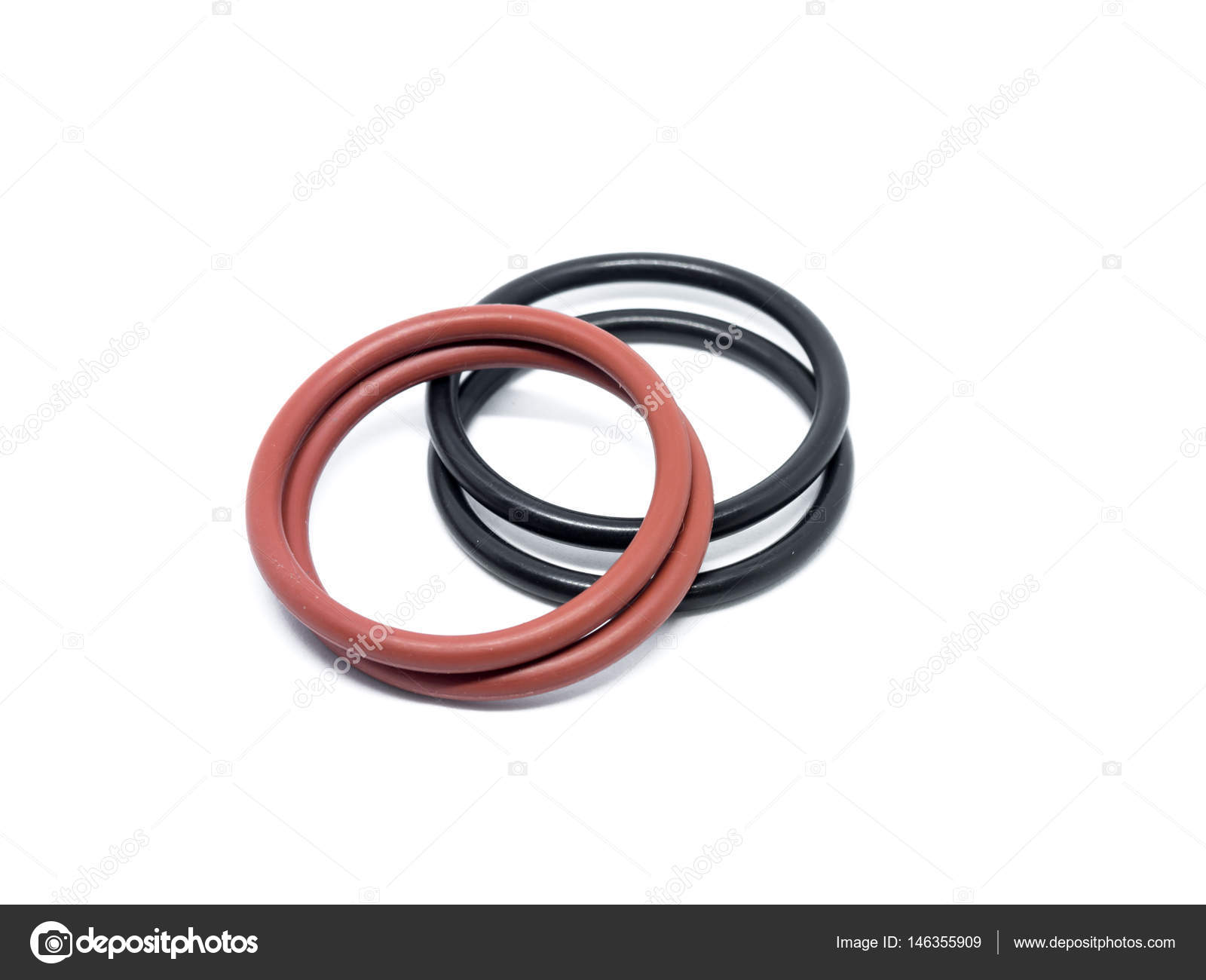 Assorted O Rings Industrial use. — Stock Photo © nikonlike #146355909