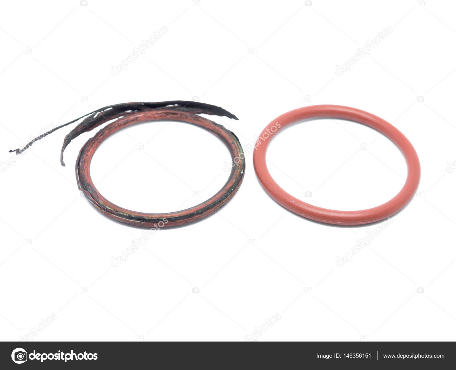 Assorted O Rings Industrial use. — Stock Photo © nikonlike #146356151