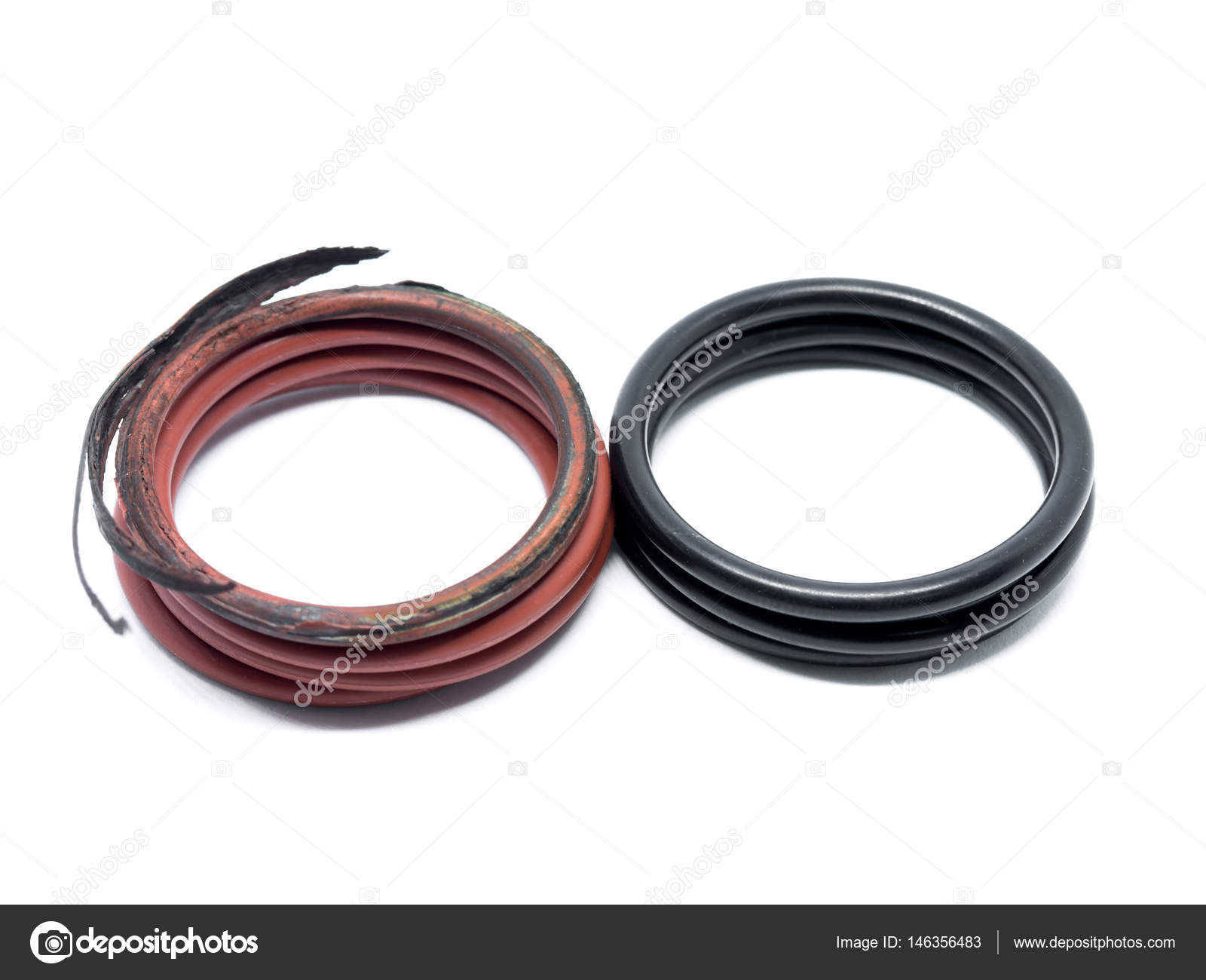 Assorted O Rings Industrial use. — Stock Photo © nikonlike #146356483