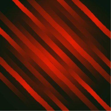 Shiny diagonal lines