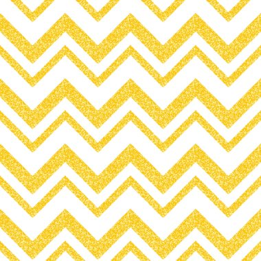 Vector gold glittering seamless pattern in zigzag. Classic chevron seamless pattern. Vintage design. Can be use for certificate, gift, voucher, present, discount, invitation,wedding card.