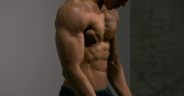 Svalnatý trup modelu Fitness 2
