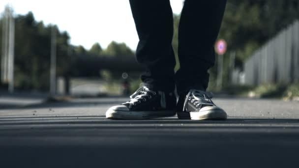 Piccola danza degli Sneakers