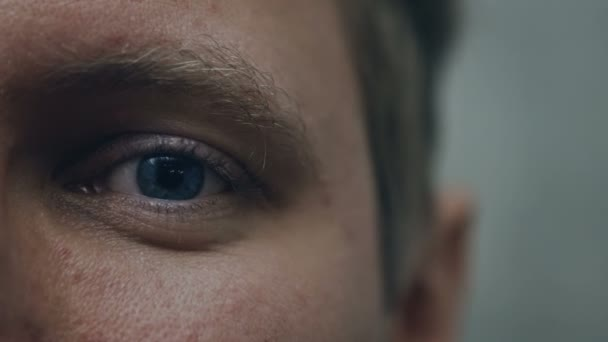 Eye of a Blue Eyed Man