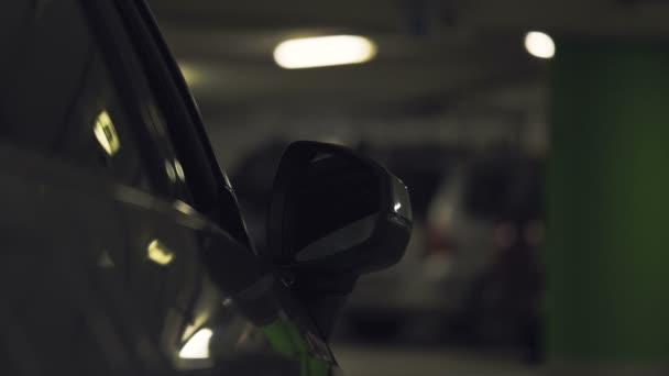 Automatische auto Rearview spiegel met verlichting, zelf aan te ...