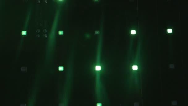 Zelené spektrum světla