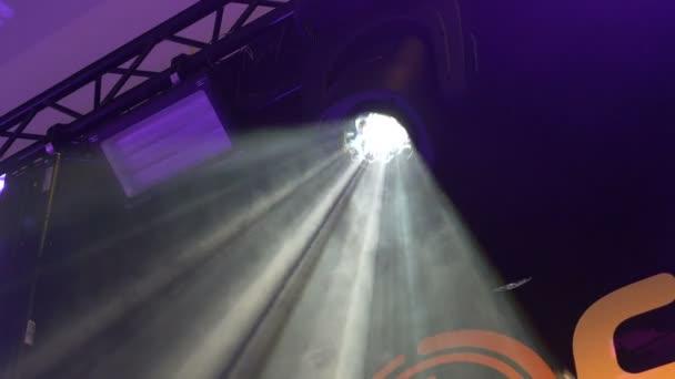 Světelných paprsků fáze projektování dolů