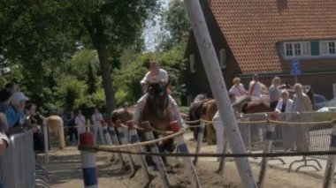 Jousting Games in the Netherlands