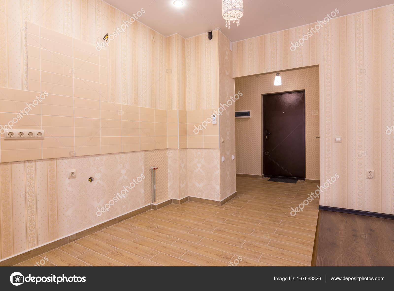 Innenraum des Studio-Apartment, Aussicht vom Zimmer auf die ...