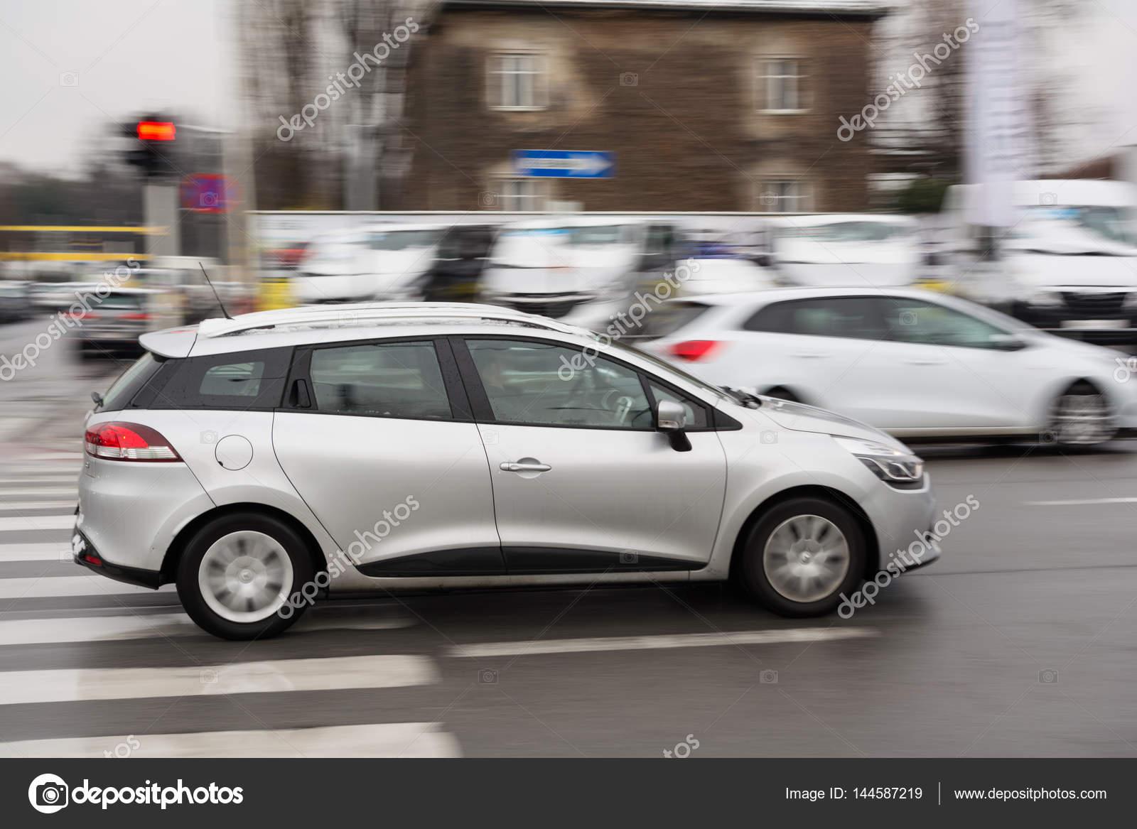Wischen Sie Effekt - schnellen Autos — Stockfoto © alho007 #144587219