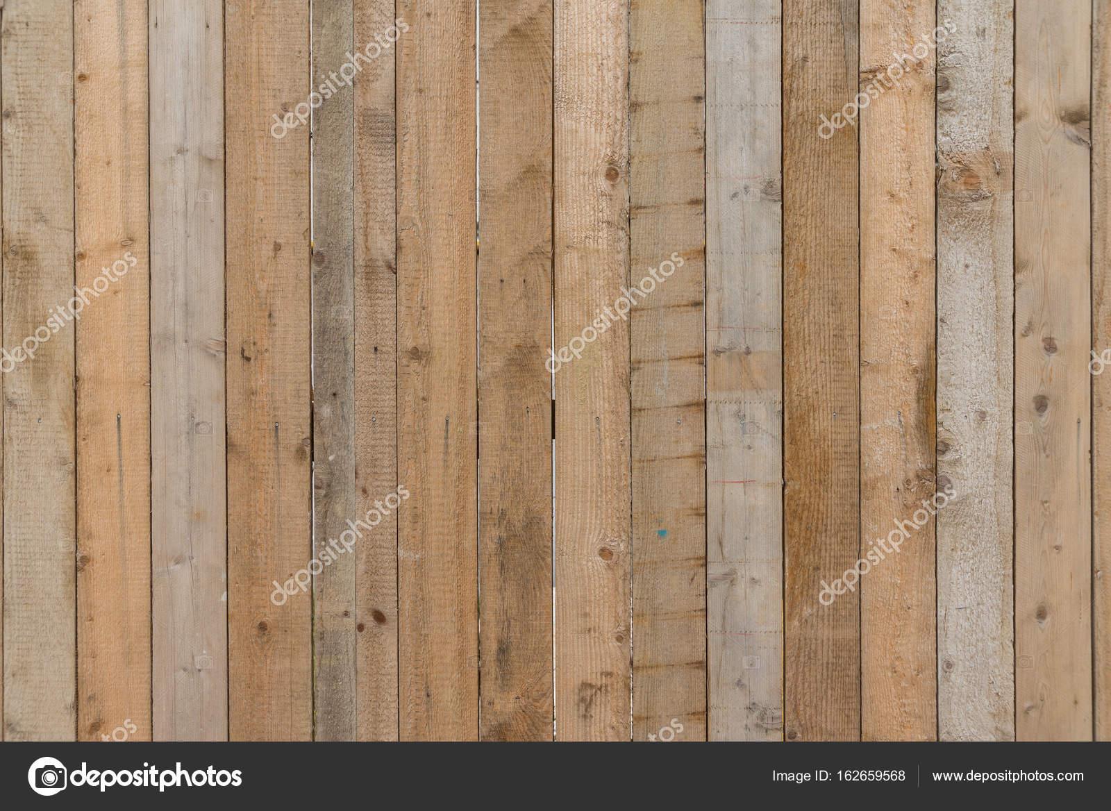 Houten Planken Aan De Muur.Smalle Houten Planken Als Een Muur Stockfoto C Alho007