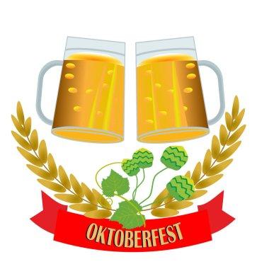 Octoberfest logo template