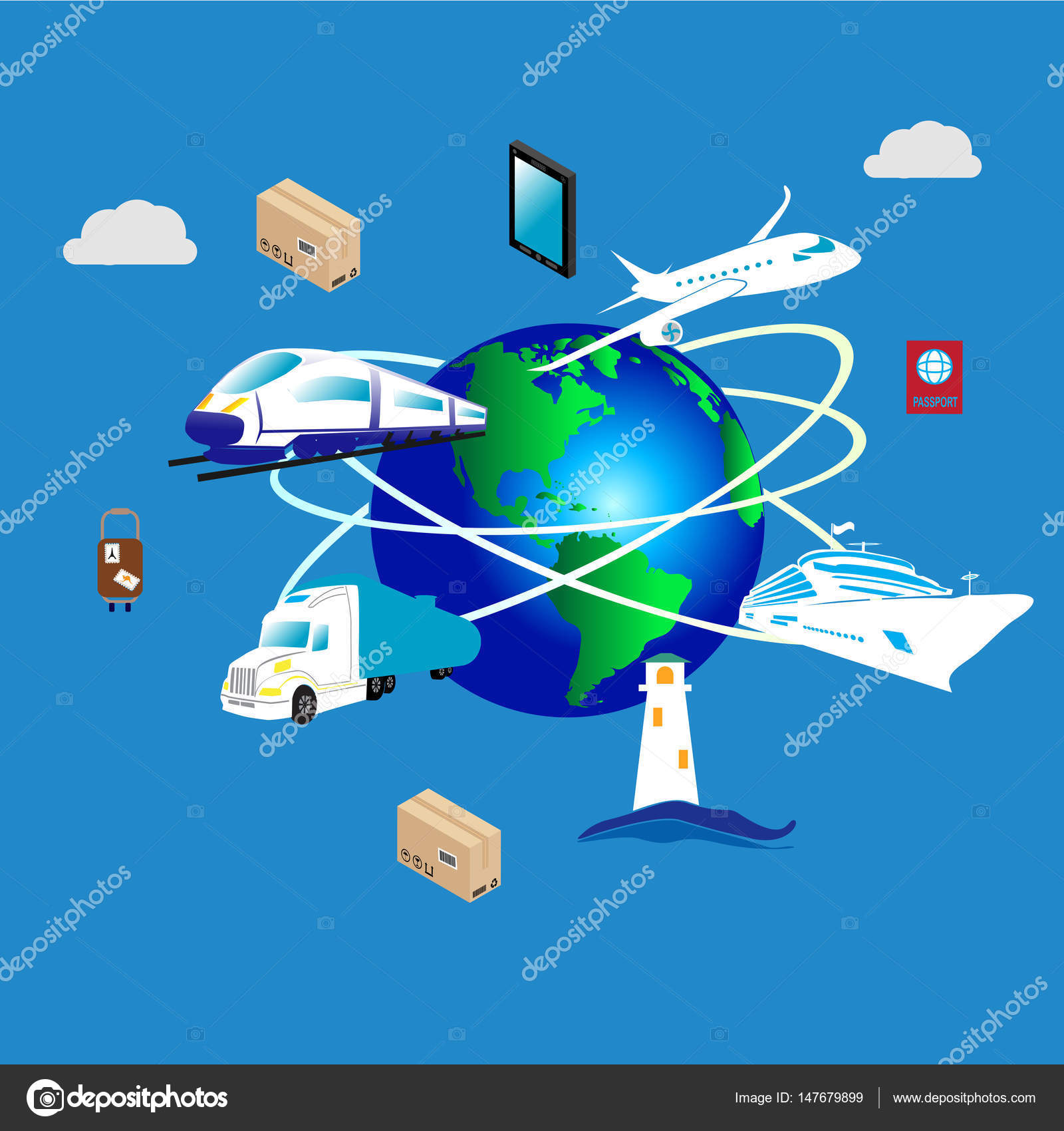logistic network At global logistic networks we help you get the most from these benefits and, together with our different trading partners around the world, offer you the best transportation solution for importing and.