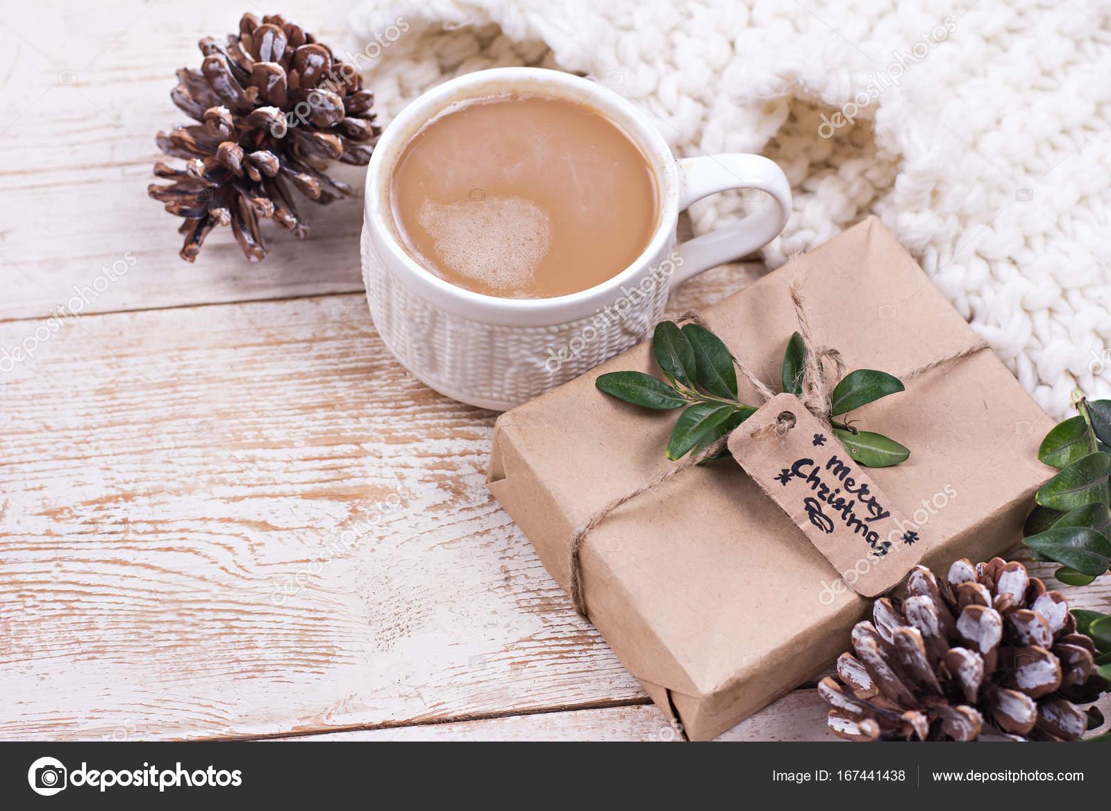 Kakao, kaffe med marshmallows — Stockfotografi © JuliaLototskaya #167441438