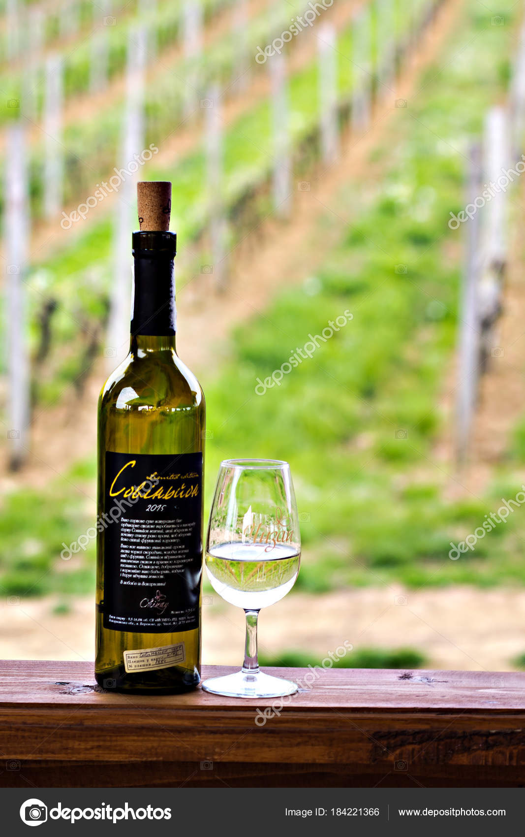 glazen wijn per fles