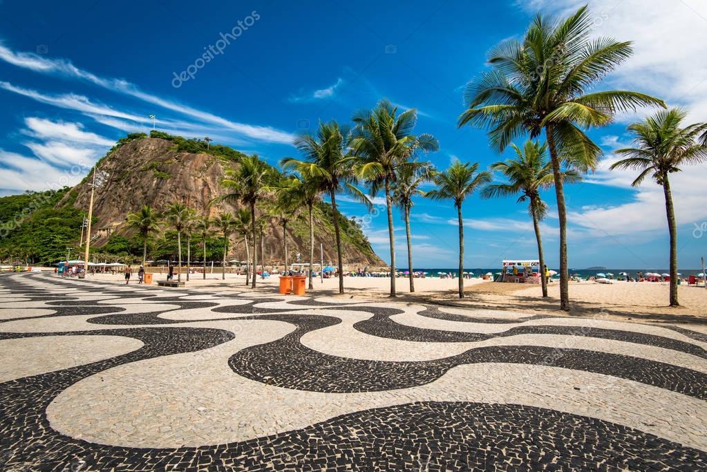 Famous Portuguese Style Mosaic