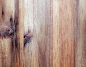 Scrivania in legno vintage di superficie