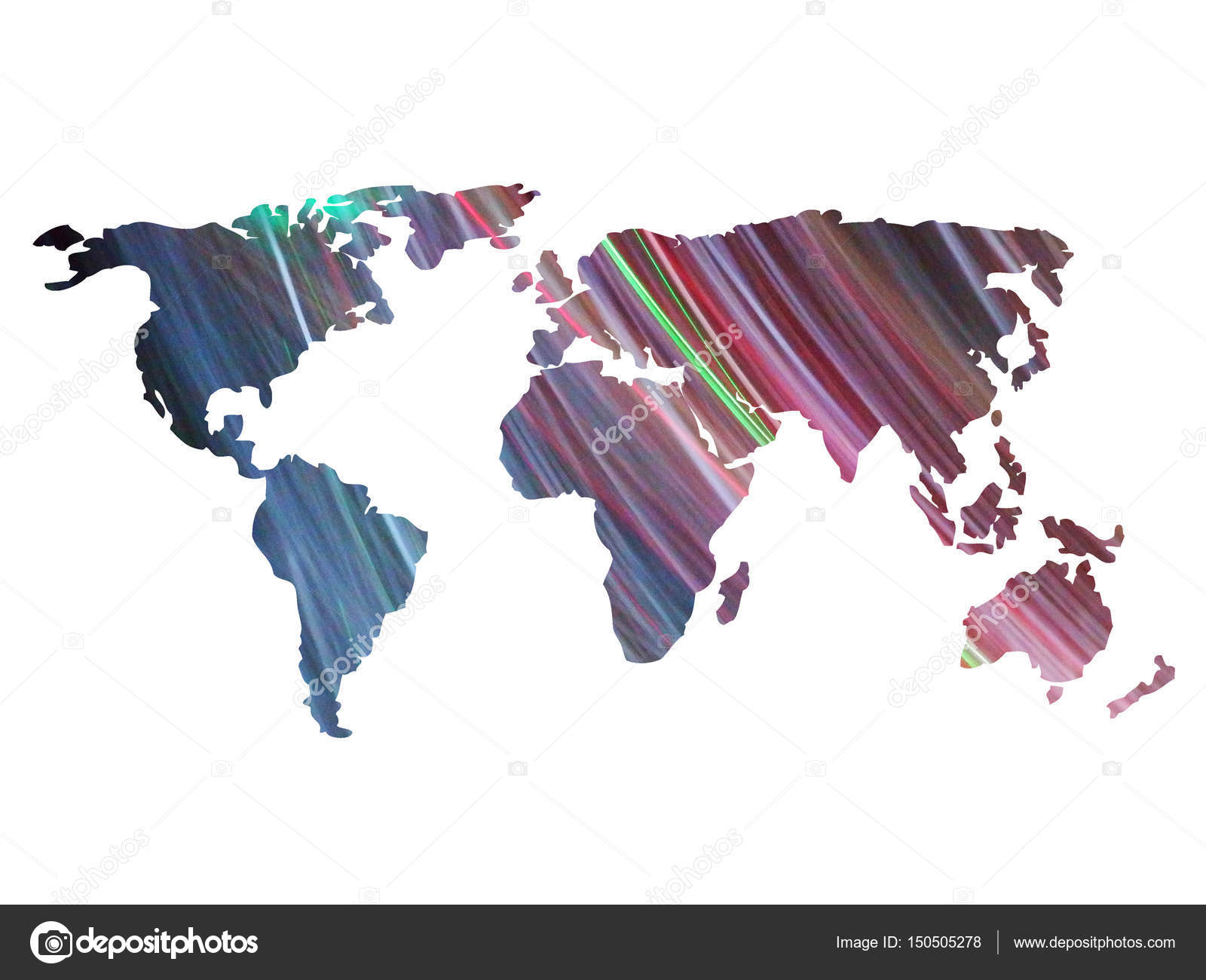 Color world map silhouettes of abstract lighting lights stock color abstract background with world map silhouette of moving lights isolated on white photo by pizla09 gumiabroncs Image collections