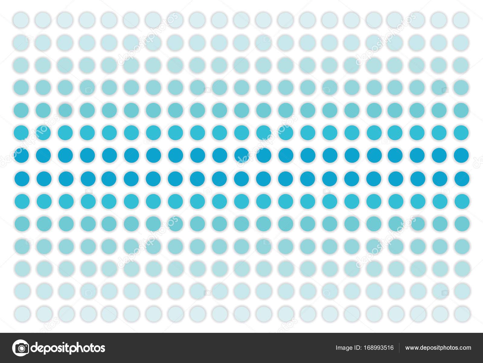 545cbb8bedd6 Abstraktní vektorová design obalu s designem polotónů modrá barva — Vektor  od ...