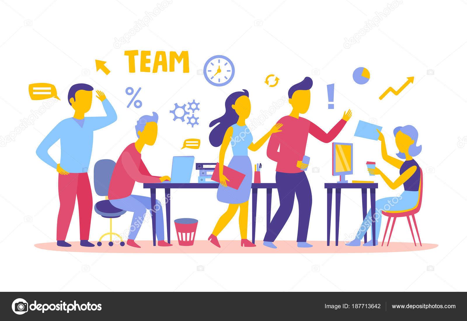 Imagenes De Personas Trabajando En Equipo: Negocios Personas Trabajo En