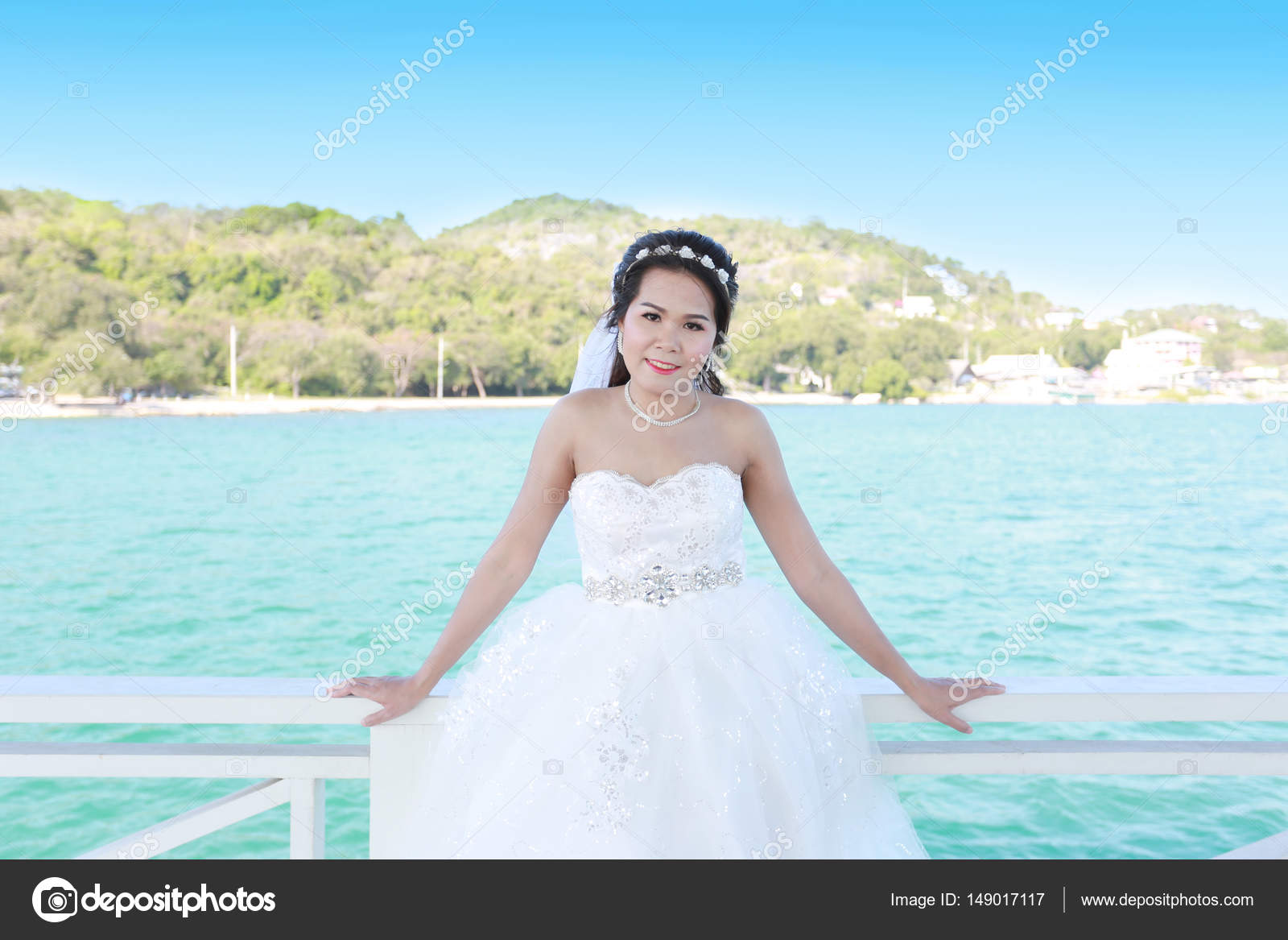 Asiáticas Fotos FotosmujeresVestido Novia Mujeres Chang Moda Isla oQeWCdxrB