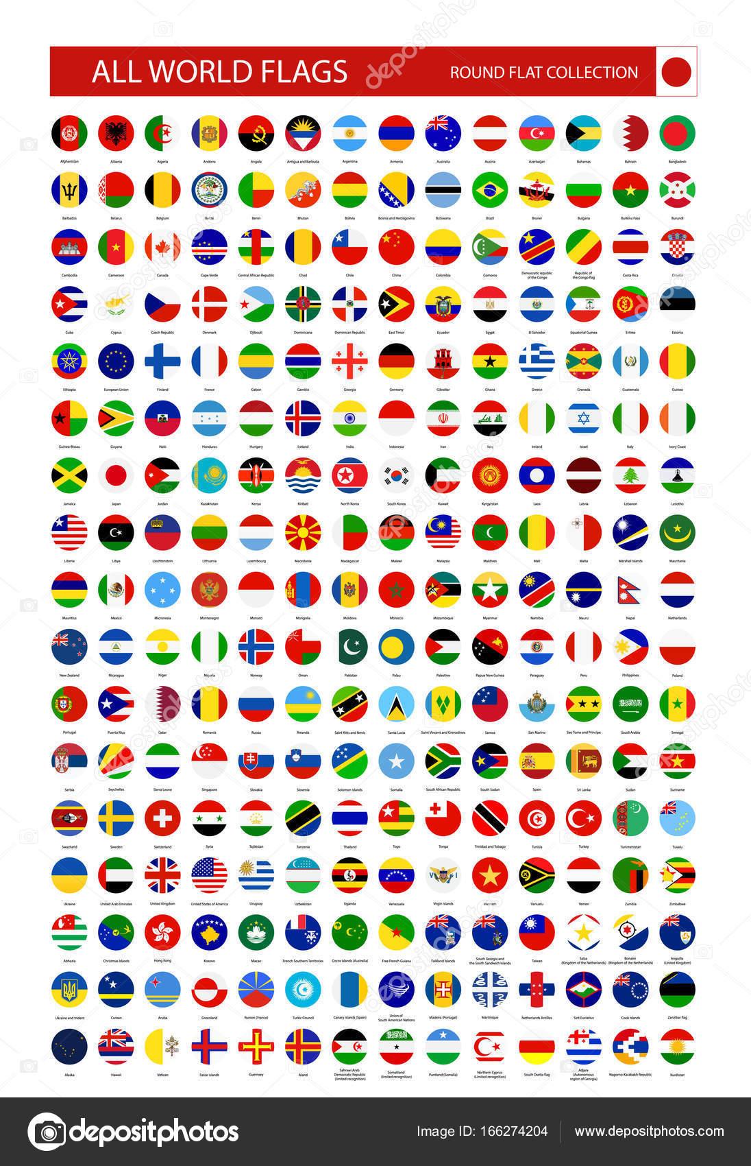 banderas del.mundo
