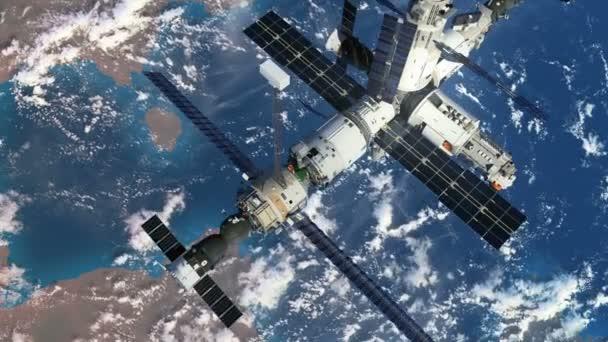 Egyre nagyobb a magassága, a pálya az űrállomás