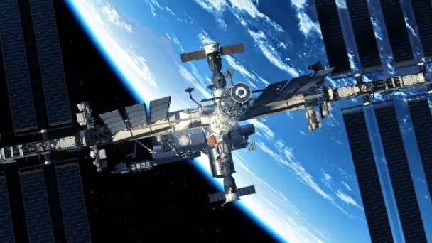 Commercial Spacecraft Is Preparing To Dock With International Space Station
