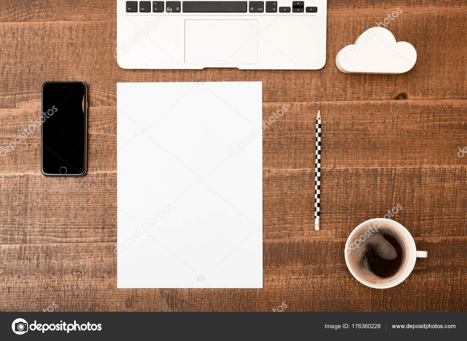 office desk table tops. Office Desk Table. Top View With Blank White Paper, Laptop, Pencil And Coffee Table Tops