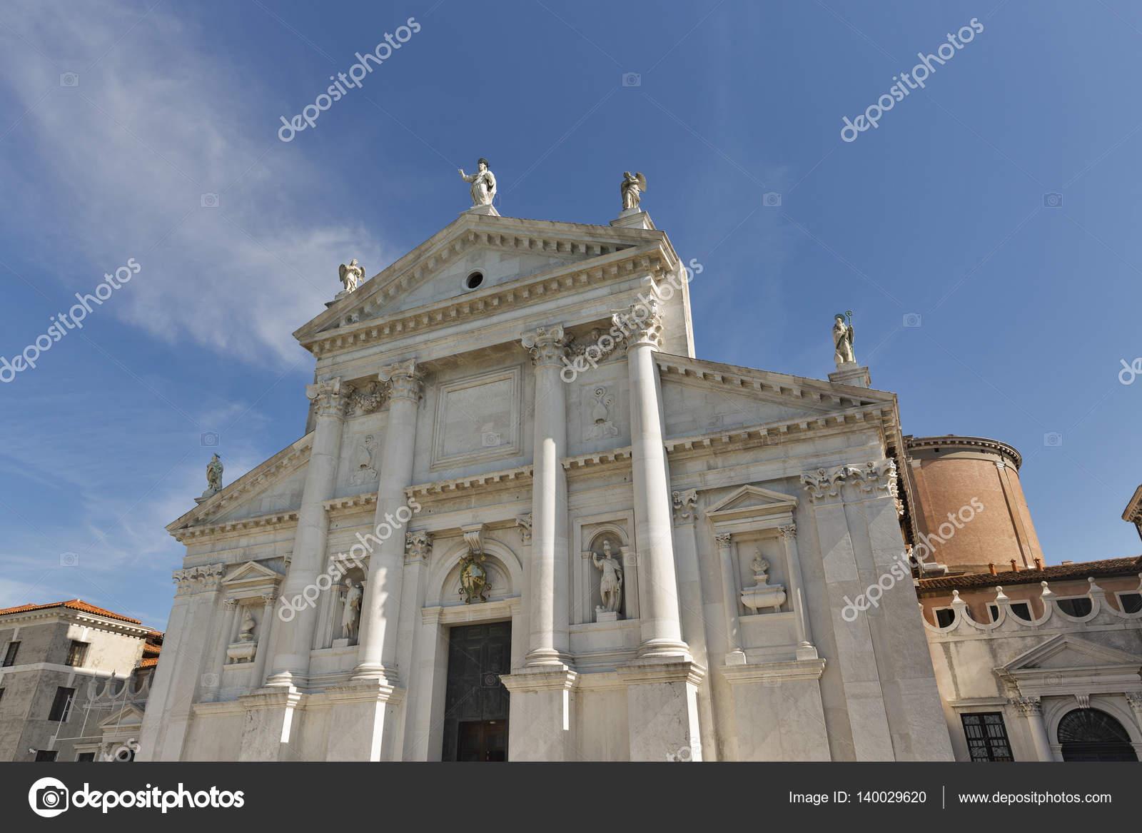 Chiesa Di San Giorgio Maggiore A Venezia Italia Foto Stock