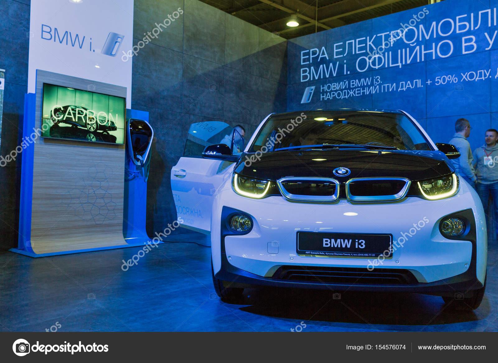 Bmw I3 Hybride Auto Stand Kiev Plug In Oekraine 2017