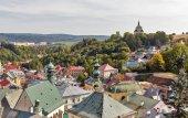 Fotografie Štiavnického urbanizaci města na Slovensku