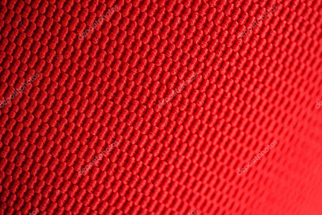 Red ribbon texture.