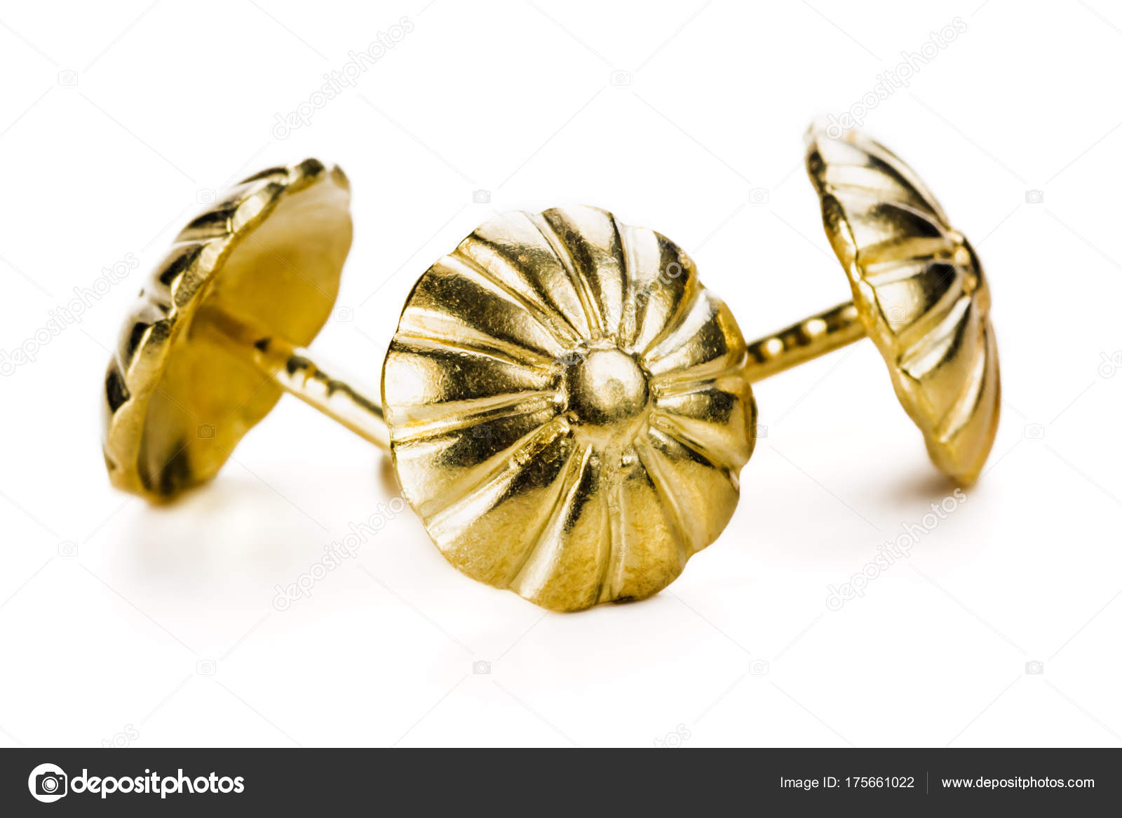 Decorative Furniture Nails — Stock Photo © pilotL39 #175661022