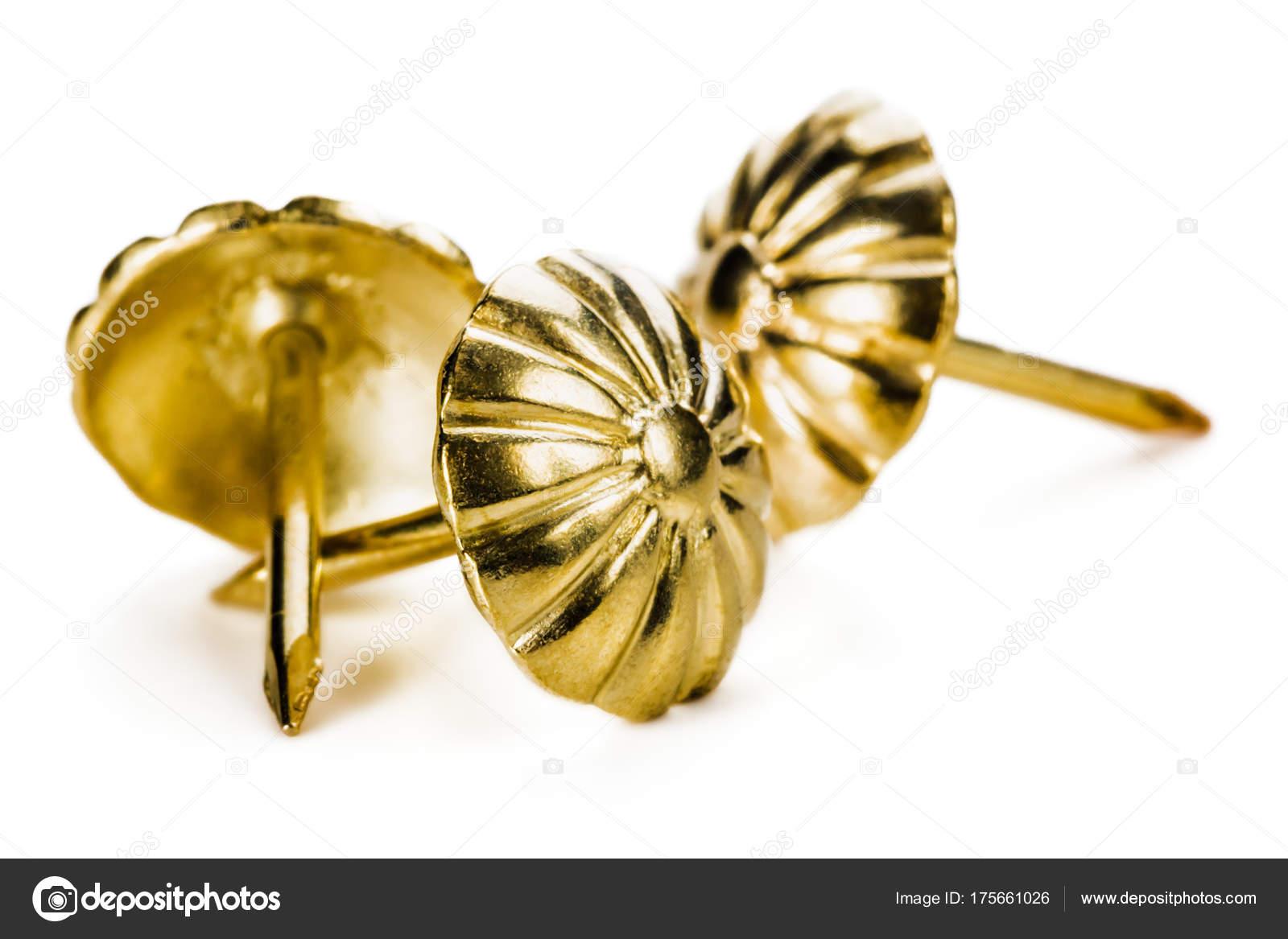 Decorative Furniture Nails — Stock Photo © pilotL39 #175661026