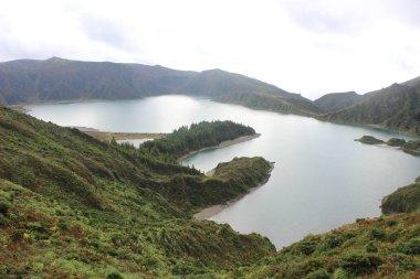 The Azores Islands: San Miguel