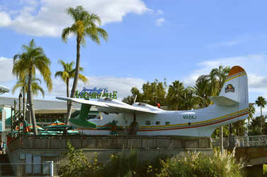 Universal Studios Resort Margaritaville Hemisphere Dancer seapla