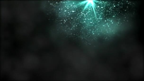 Pohyblivé světla podél hranice obrazovky - smyčky duha