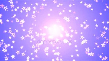 Sparkly white light particles moving across a purple pink gradient colorful bright star background animation loop violet thecheapjerseys Gallery